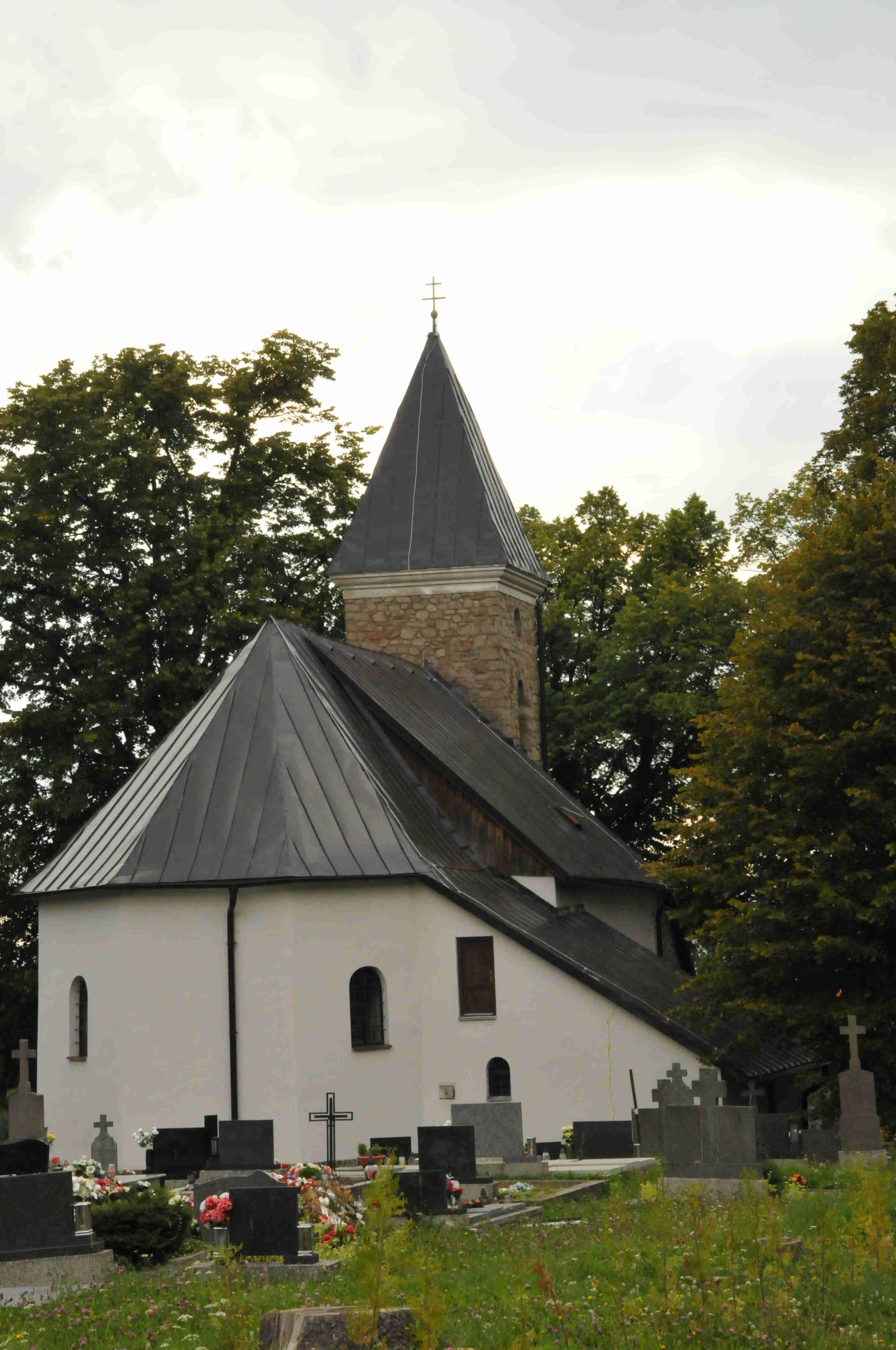 CÍGEĽ -Kostol sv. Matúša