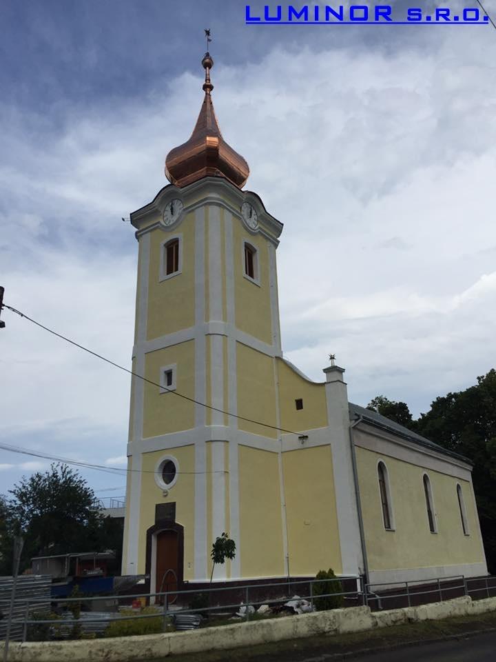 Reformovaný cirkevný zbor – Veľké Kapušany