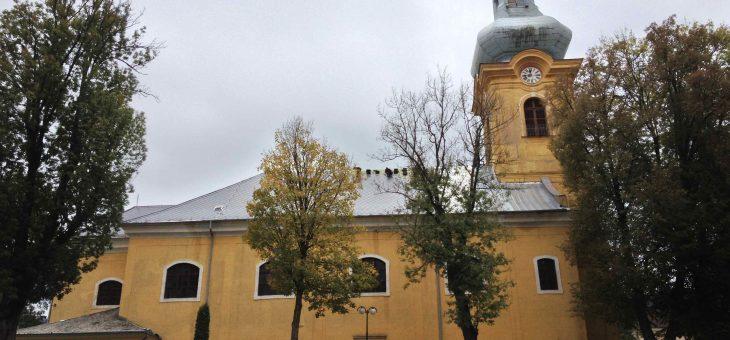 SMOLNÍK – Kostol Sv. Kataríny Alexandrijskej; Strecha