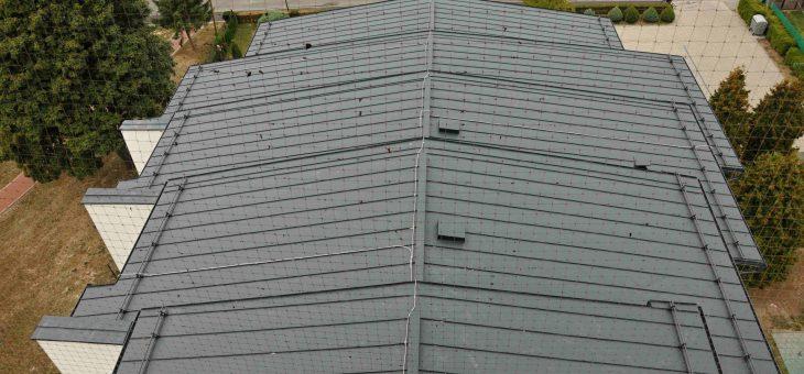 SOBRANCE – Rekonštrukcia strechy kostola sv. Vavrinca